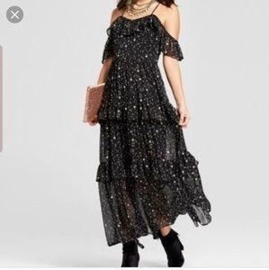 Star print target xhilaration dress